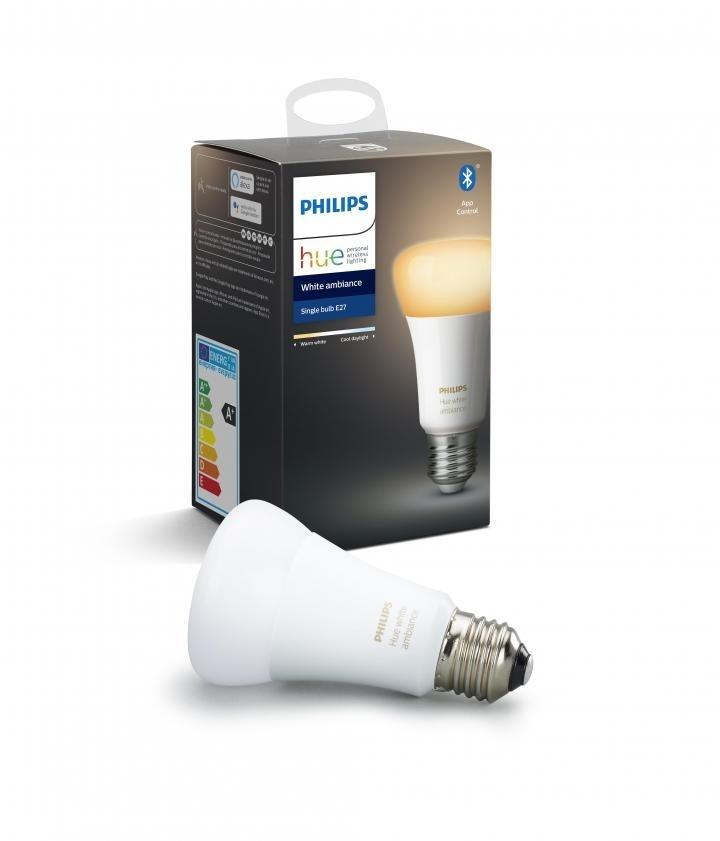 Philips HUE Lichtbron E27 White Ambiance