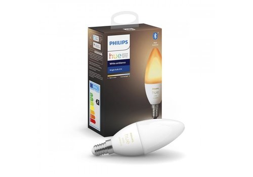 Philips HUE Lichtbron E14 White Ambiance
