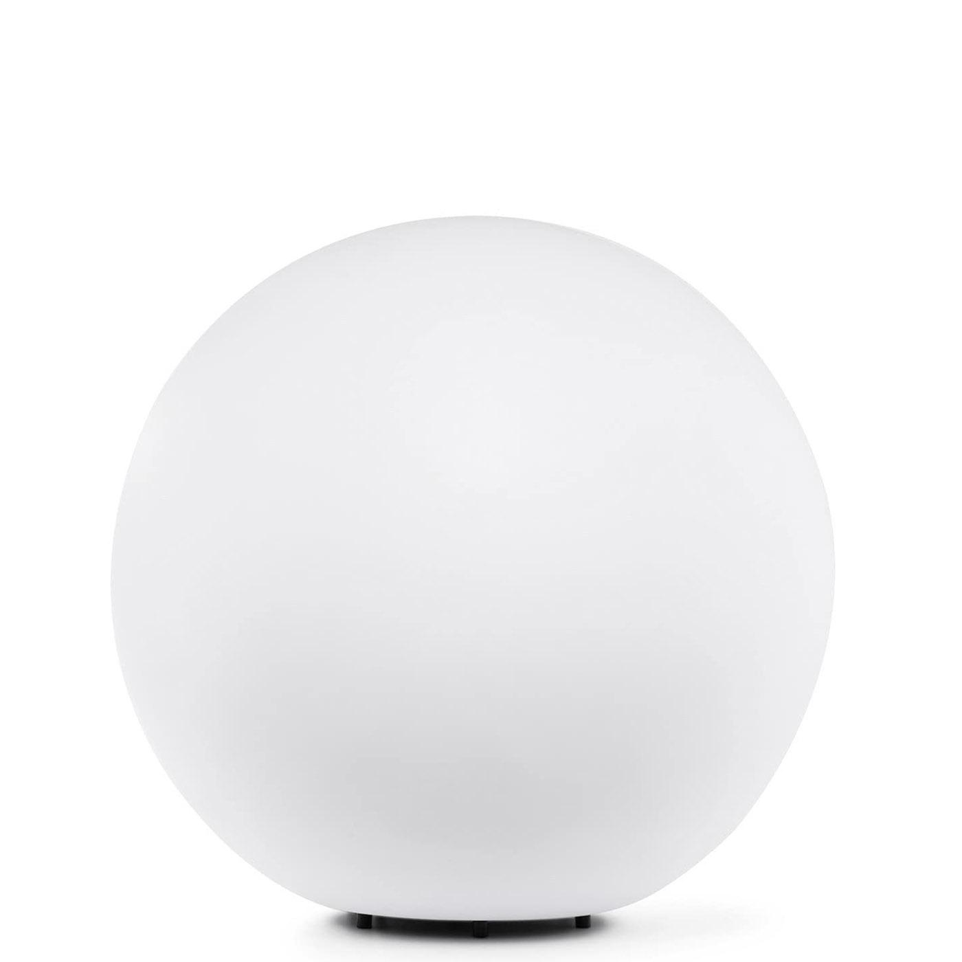 Ylumen Buitenlamp Globe Ø 30 cm wit