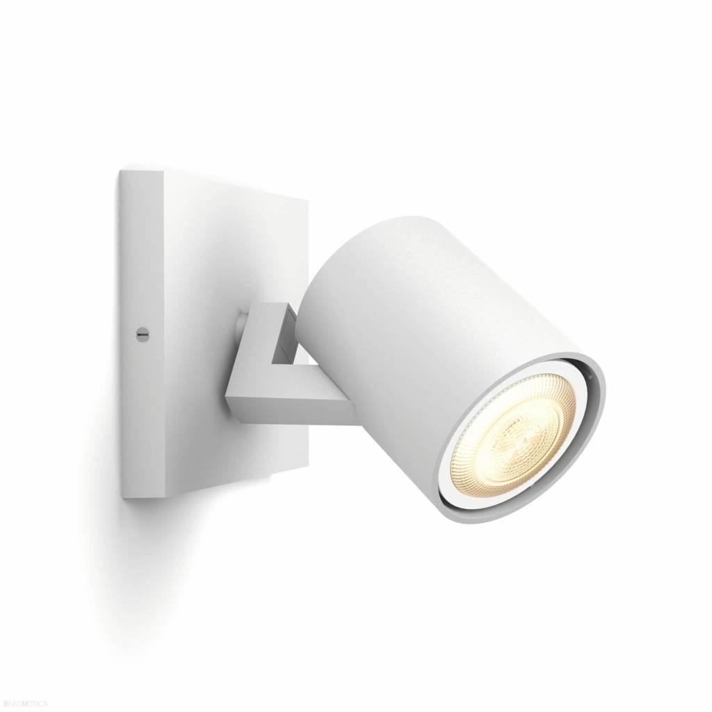 Philips Spot HUE Runner 1 lichts wit
