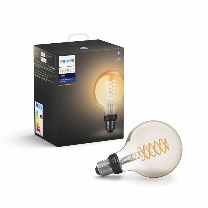 Philips HUE Lichtbron G93 Filament E27