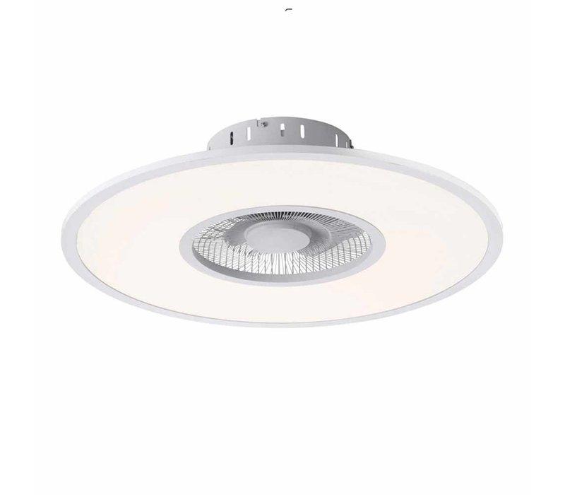 Plafondventilator Flat-air Ø 60 cm wit