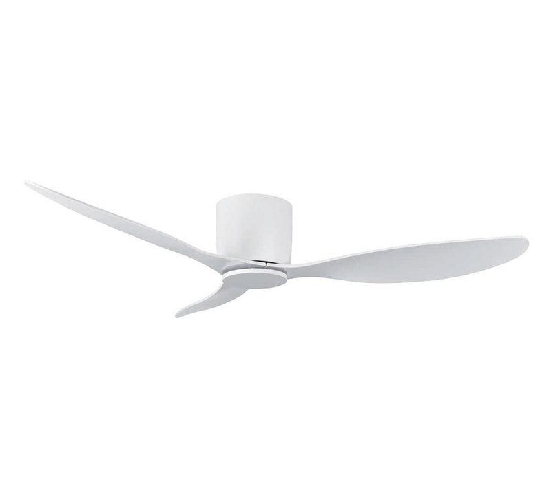 Plafondventilator Brezza 3 blad 132 cm wit