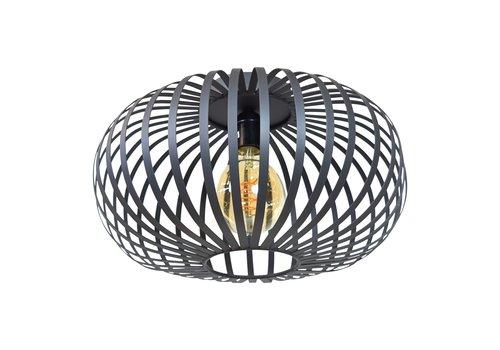 Urban Interiors Plafondlamp Flow Ø 40 cm antraciet