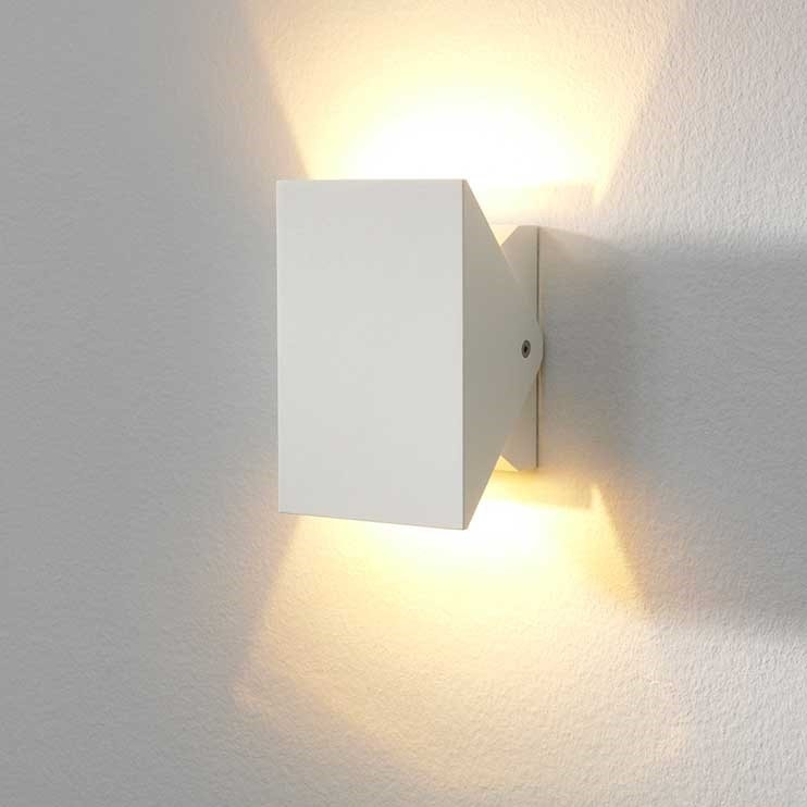 Artdelight Wandlamp Toledo wit