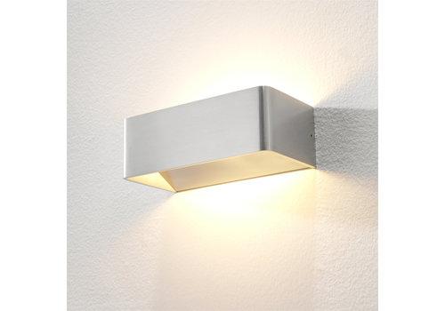 Artdelight Wandlamp Mainz 20 x 7 cm aluminium