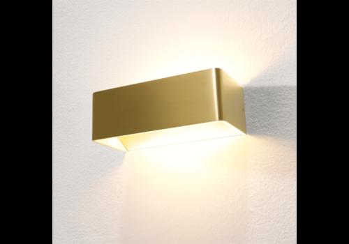 Artdelight Wandlamp Mainz 20 x 7 cm mat goud