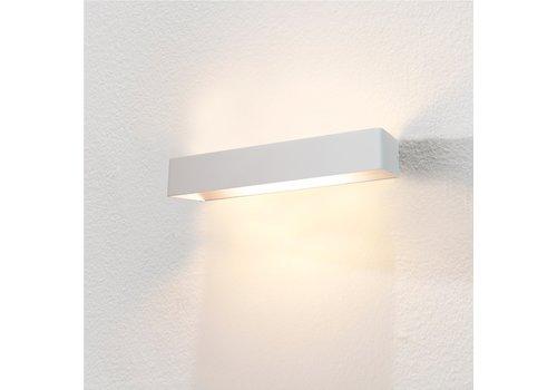 Artdelight Wandlamp Mainz XL 50 x 7 cm wit