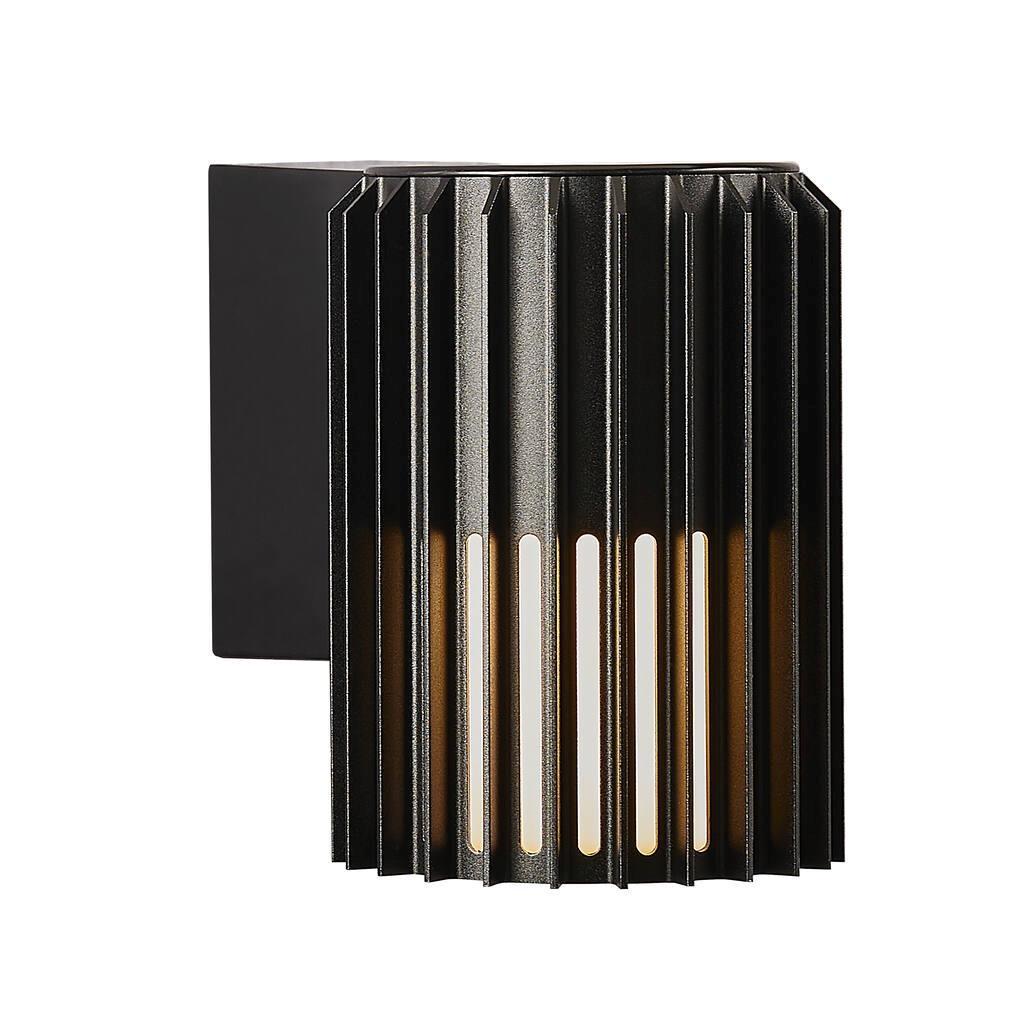 Nordlux Buitenlamp Matrix wand zwart