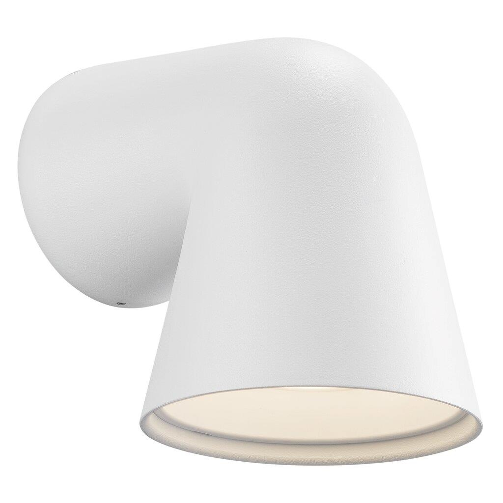 Nordlux Buitenlamp Front single wand wit