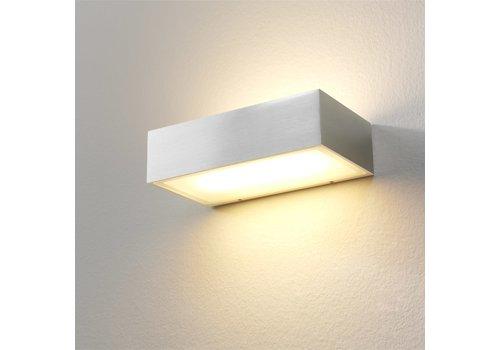 Artdelight Wandlamp Eindhoven L 18 cm Aluminium