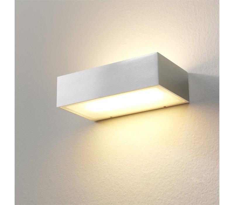 Wandlamp Eindhoven L 18 cm Aluminium
