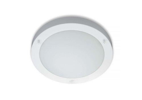 Artdelight Plafondlamp Yuca Ø 30 cm 12 Watt wit