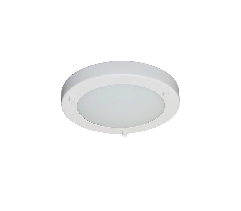 Plafondlamp Yuca Ø 18 cm 10 Watt wit