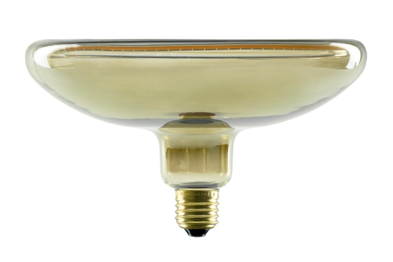 Segula Lamp Floating LED Reflector 8W 320LM 2000K Dimbaar Smoke