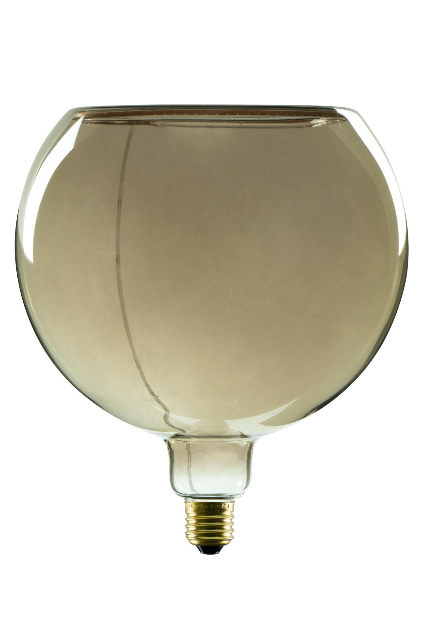Segula Lamp Floating LED G200 8W 260LM 2000K Dimbaar Smoke