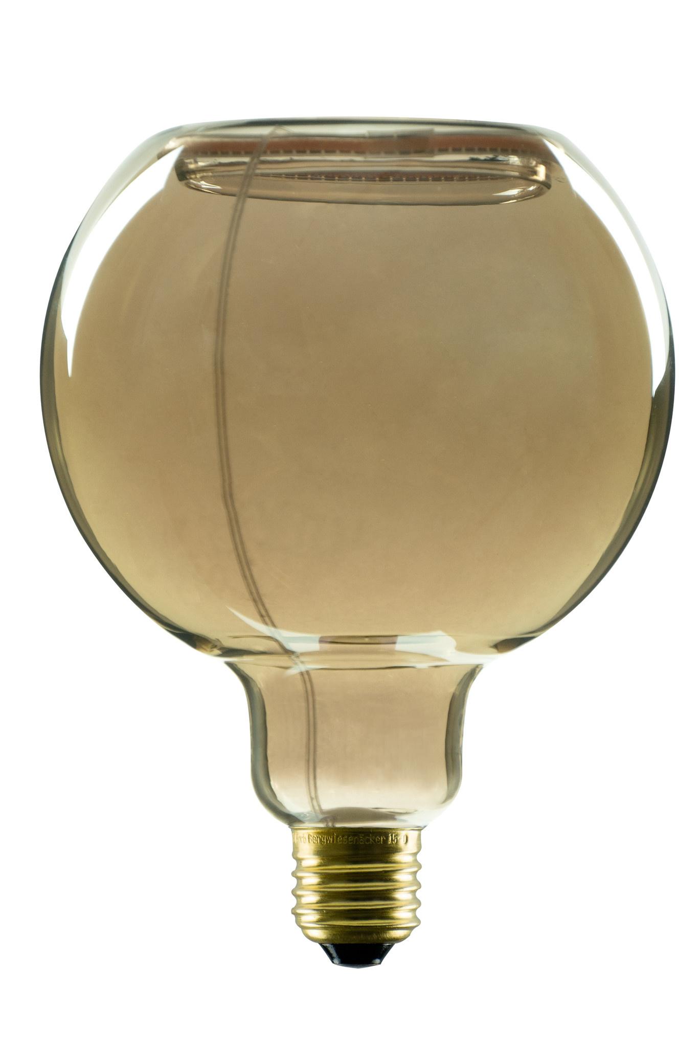 Segula Lamp Floating LED G150 8W 260LM 2000K Dimbaar Smoke