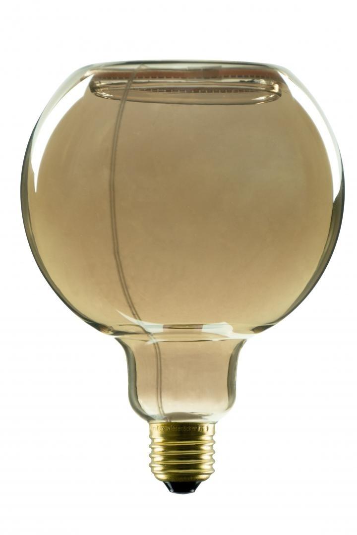 Segula Lamp Floating LED G125 8W 200LM 2000K Dimbaar Smoke