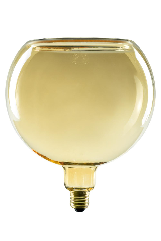 Segula Lamp Floating LED G200 8W 380LM 2200K Dimbaar Gold