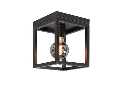 Highlight Plafondlamp Fragola B 20 cm H 25 cm zwart
