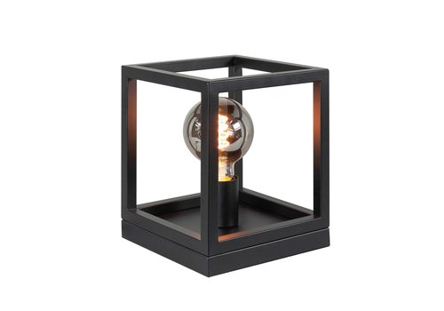 Highlight Tafellamp Fragola B 20 cm H 25 cm zwart