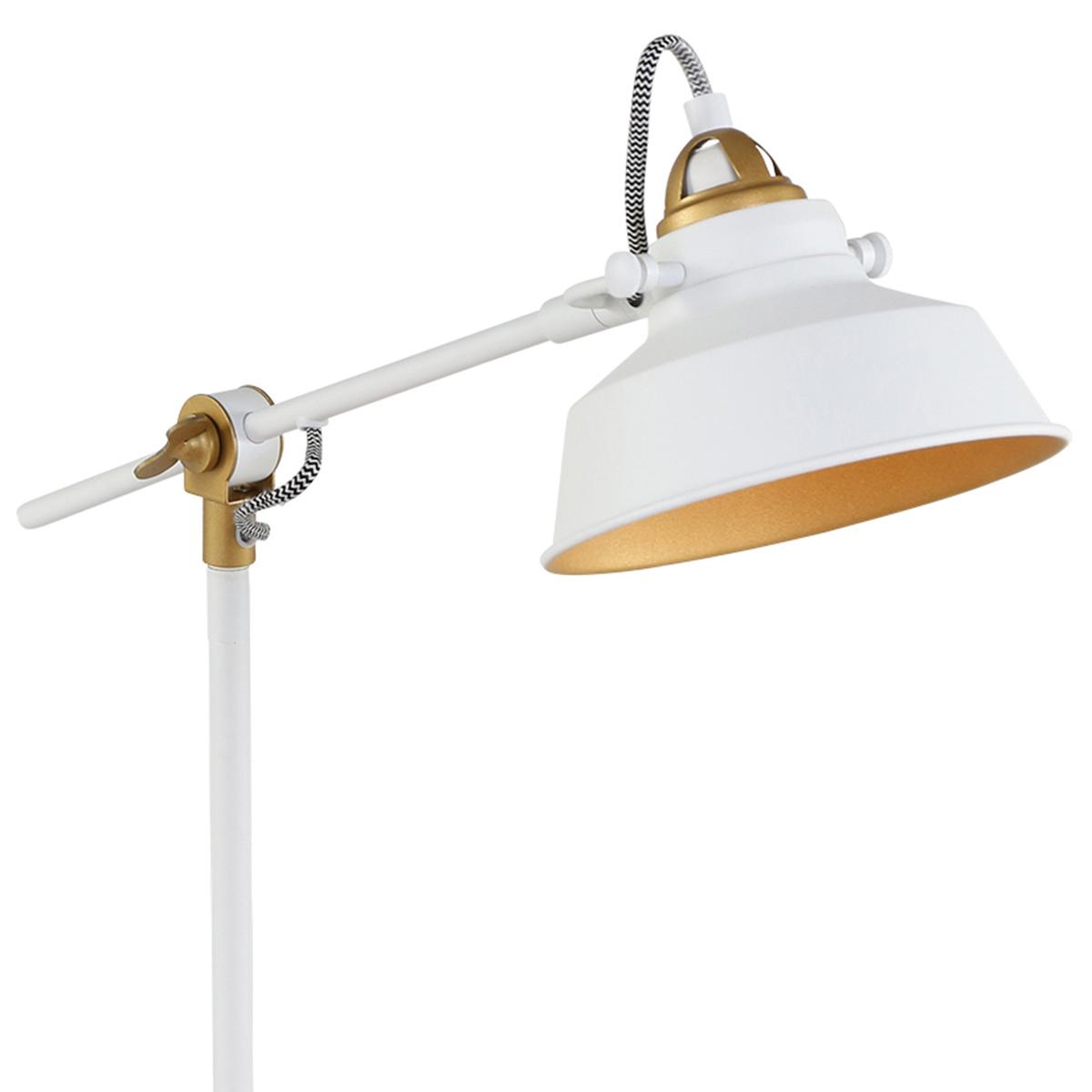 Mexlite Tafellamp mexlite nove wit