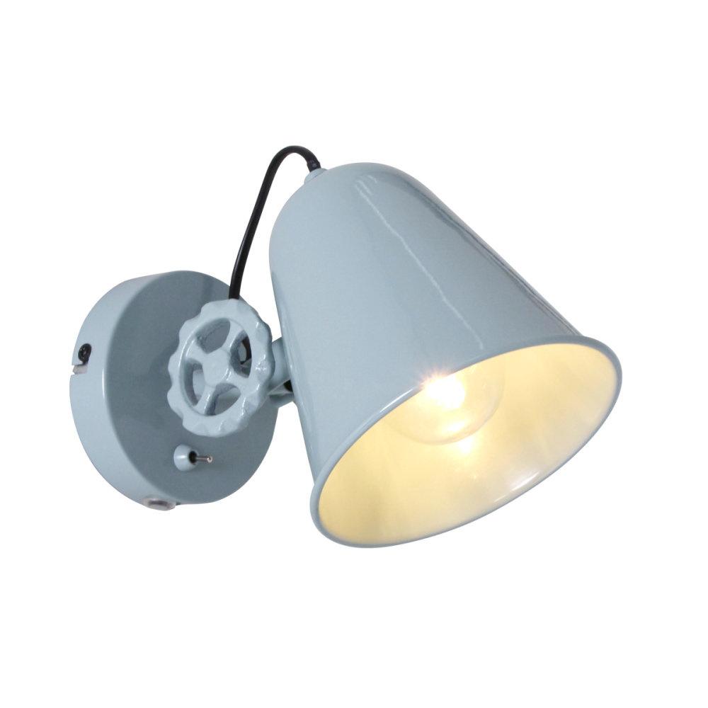 Anne Light & home Wandlamp dolphin groen