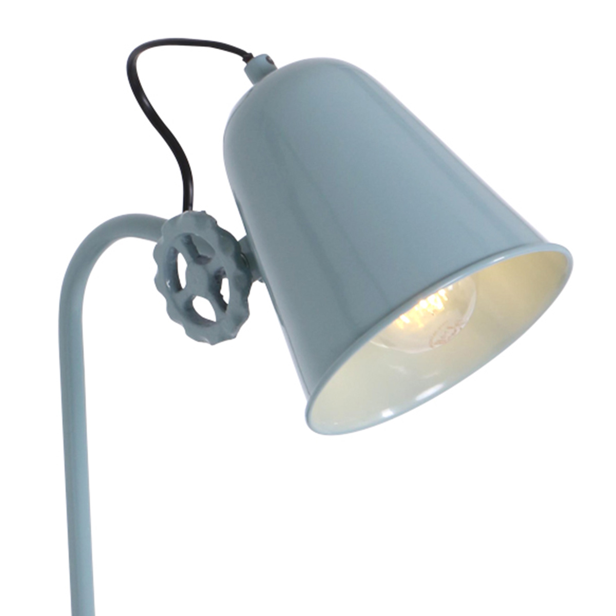 Anne Light & home Tafellamp dolphin groen