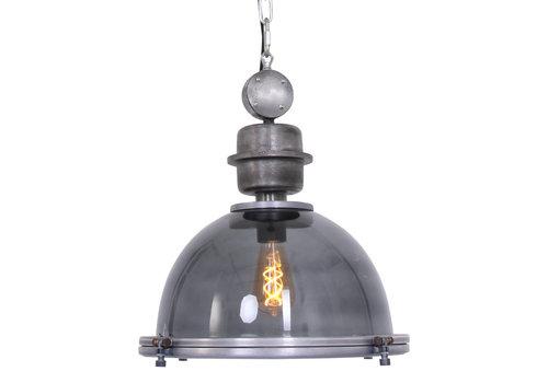 Steinhauer Hanglamp bikkel 1452gr grijs