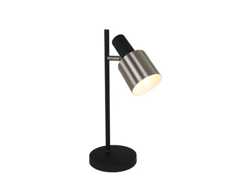 Anne Light & home Tafellamp fjorgard 1701zw zwart