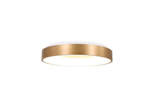 Steinhauer Plafondlamp Ringlede Ø 38 cm 2562 goud