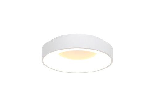 Steinhauer Plafondlamp Ringlede Ø 38 cm 2562 wit