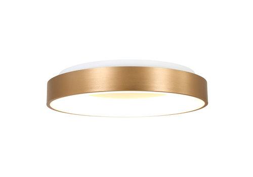 Steinhauer Plafondlamp Ringlede Ø 48 cm 2563 goud