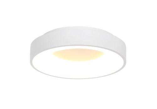 Steinhauer Plafondlamp Ringlede Ø 48 cm 2563 wit