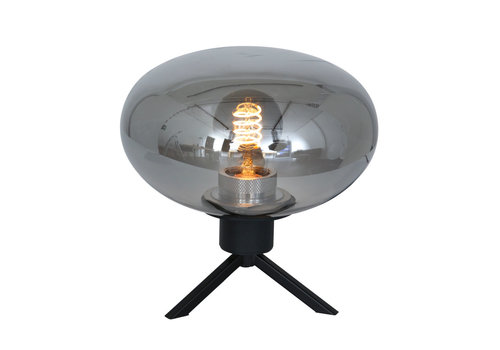 Steinhauer Tafellamp reflexion 2681 zwart