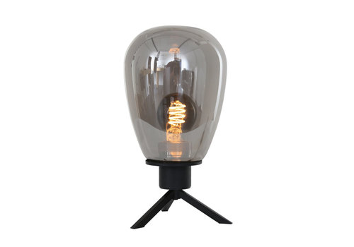 Steinhauer Tafellamp reflexion 2682 zwart