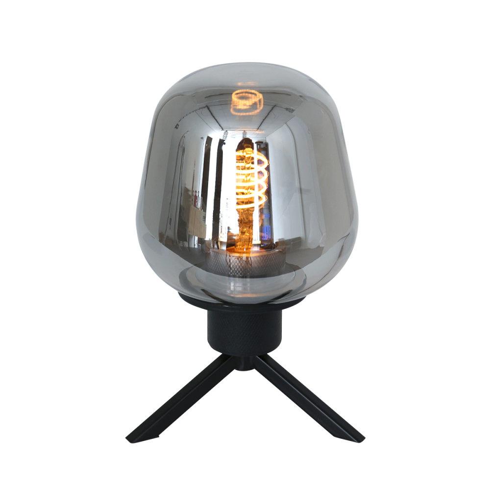 Steinhauer Tafellamp reflexion 2683 zwart