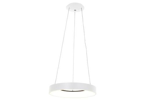 Steinhauer Hanglamp Ringlede Ø 48 cm 2695 wit