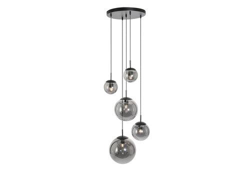 Steinhauer Hanglamp bollique Ø 60 cm 2730 zwart