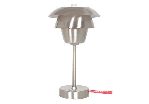 Anne Light & home Tafellamp bordlampe anne light en home 2731st staal