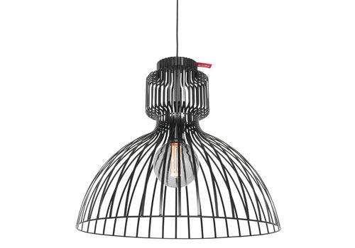Anne Light & home Hanglamp dunbar van anne lighting 2999zw zwart