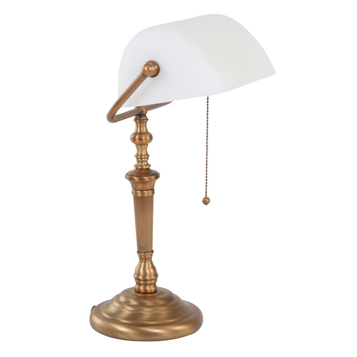 Steinhauer Tafellamp ancilla 6186 brons