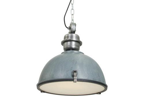 Steinhauer Hanglamp industrieel 7586b grijs
