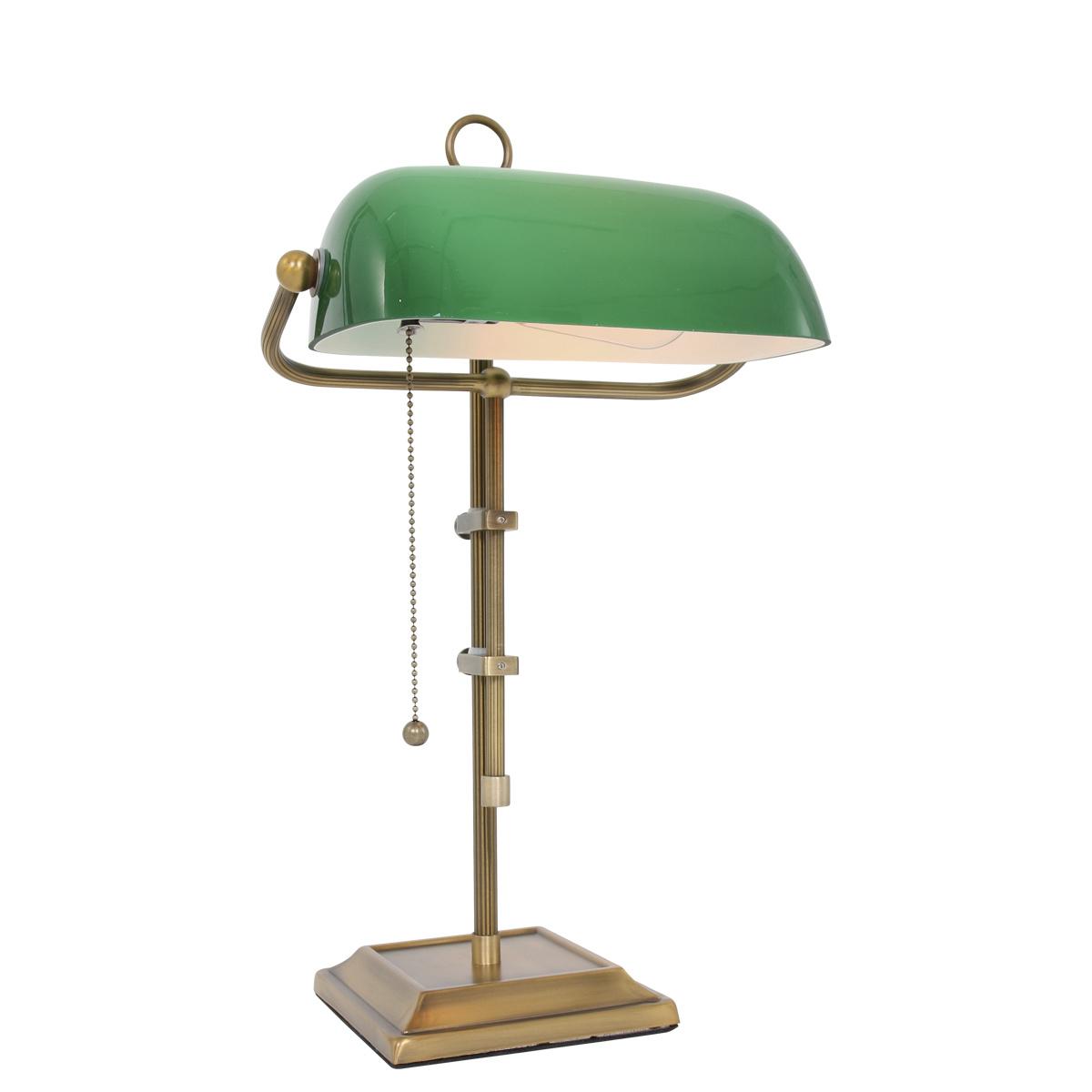 Steinhauer Tafellamp ancilla 7961br brons