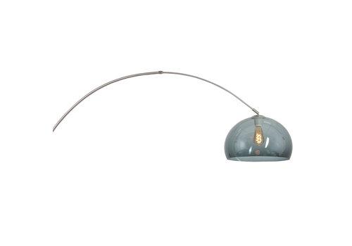 Steinhauer Wandlamp Sparkled light 8201st staal kap kunststof grijs
