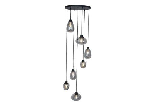 Steinhauer Hanglamp reflexion Ø 50 cm 2679 zwart
