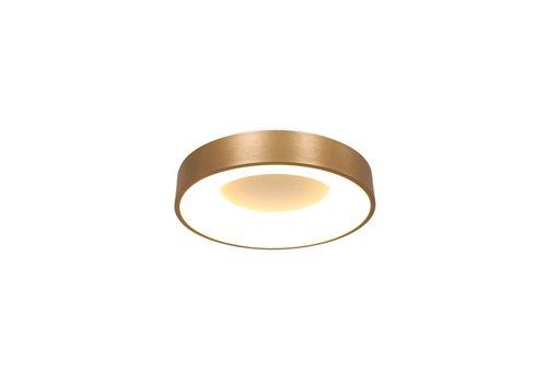 Steinhauer Plafondlamp Ringlede Ø 30 cm 3086 goud