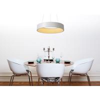 TALOWE L. Hanglamp-Wit-Ø60-LED Dimb.-42W-3000K