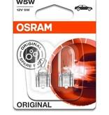 Osram Original Line Wedge base 12v 5w Original