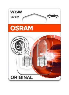Osram Original Line Wedge base 12v 5w Original
